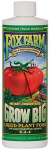 Hydrofarm FX14092 Grow Big Liquid Plant Food Concentrate, 1-Pt.