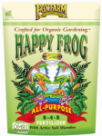 Hydrofarm FX14058 Happy Frog All Purpose Fertilizer, 4-Lbs.