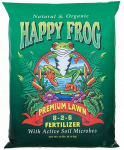 Hydrofarm FX14076 Happy Frog Premium Lawn Fertilizer, 18 lbs.