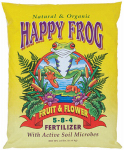 Hydrofarm FX14052 Organic Happy Frog Fruit & Flower Fertilizer, 18-Lbs.