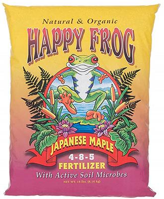 Hydrofarm FX14074 Happy Frog Japanese Maple Fertilizer, 18-L