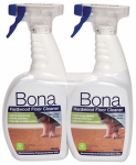 Bona Kemi Usa WM710013453 Hardwood Floor Cleaner, 36-oz. Spray, 2-Pk.