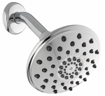 Waterpik Technologies ASO-233T EcoRain Chrome Showerhead