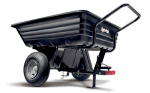Agri-Faborporated 45-0345 Garden Cart, Convertible Push & Pull, 350-Lb. Capacity