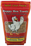 Happy Hen Treats 17000 Poultry Treats, Mealworm, 10-oz.
