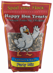 Happy Hen Treats 17010 Poultry Mix, Sunflower & Raisin, 2-Lbs.