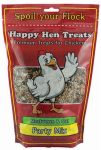 Happy Hen Treats 17015 Poultry Mix, Mealworm & Oats, 2-Lbs.