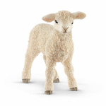 Schleich North America 13744 Toy Figure, White Lamb, Ages 3 & Up