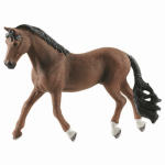 Schleich North America 13756 Toy Figure, Trakehner Stallion, Ages 3 & Up