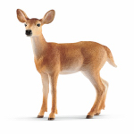 Schleich North America 14710 Toy Figure, Tailed Doe, Ages 3 & Up