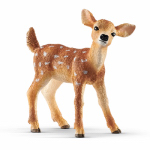 Schleich North America 14711 Toy Figure, Tailed Fawn, Ages 3 & Up