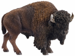 Schleich North America 14714 Toy Figure, American Bison, Ages 3 & Up