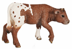 Schleich North America 13684 Toy Figure, Texas Longhorn Calf, Ages 3 & Up