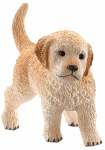 Schleich North America 16396 Toy Figure, Golden Retriever Puppy, Ages 3 & Up