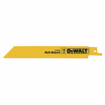 Dewalt Accessories DW4806B25 6-Inch 10-TPI Reciprocating Saw Blade