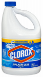 Clorox The 30784 Bleach, Splash-Less Formula, 116-oz.