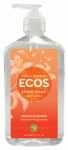 Earth Friendly Products PL9484/6 Liquid Hand Soap, Orange Blossom, 17-oz.
