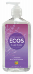 Earth Friendly Products PL9665/6 Liquid Hand Soap, Lavender Scent, 17-oz.