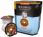 Keurig Green Mountain 114686 K-Cup Carafe Coffee, The Original Donut Shop, 8-Ct.
