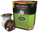 Keurig Green Mountain 114697 K-Cup Carafe Coffee, Green Mountain French Roast, 8-Ct.