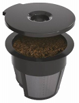 Medelco RK303-CB K-Cup Coffee Filter Basket, Single-Serve, 2-Pk.