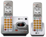 Vtech Communications EL52203 Cordless Phone Answering System, Caller ID/Call Waiting, 2-Handset