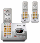 Vtech Communications EL52303 Cordless Phone Answering System, Caller ID/Call Waiting, 3-Handset