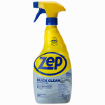 Zep ZUQCD32 Commercial All Purpose Quick Cleaner & Disinfectant, 32-oz.