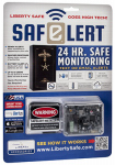 Liberty Safe & Security Prod 13558 Saf-e-lert Security System, Smart Device