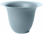 Bloem MP0834 Modica Planter, Meltwater Plastic, 8-In.