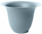 Bloem MP1234 Modica Planter, Meltwater Plastic, 12-In.