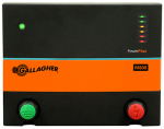 Gallagher North America G381504 Electric Fence Charger, M600, 6 Joules, 110-Volt