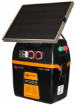 Gallagher North America G392SK Solar Fence Charger, B100, .8 Joules