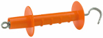 Gallagher North America G639304 Electric Fence Insulated Gate Handle, Heavy-Duty, Orange