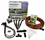Raindrip SDGCBHP Ground Cover & Flowerbed Kit or Kitchen With Timer