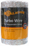 Gallagher North America G62054 1/16x656 WHT Turbo Wire