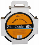 Gallagher North America G627014 Electric Fence Underground Cable, 12.5 Ga., 65-Ft.