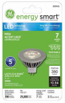 G E Lighting 89945 LED Flood Bulb, MR16, GX5.3 2-Pin Base, 7-Watt
