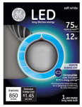 G E Lighting 96847 LED Bulb, PAR 30, Long Neck, 12-Watt