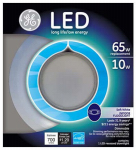 G E Lighting 95394 LED Can Light, R30, Medium Base, 10-Watt