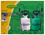 Hudson H D Mfg 60182TGT 2-Gal. Sprayer, 2-Pk.