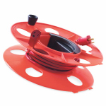 Bayco Product KW-130 13-Inch Orange Cord Storage Reel