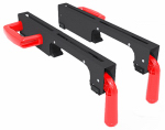 J S Products 67111 Mounting Bracket Adapters for Tool Work Supports, 2-Pk.