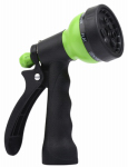 Melnor 10131-GTDI Spray Nozzle, 7-Pattern, Comfort Grip, Poly