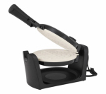 Sunbeam Products CKSTWFBF10W-TECO Flip Waffle Maker, Non-Stick Ceramic Coating