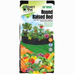 High Caliper Growing 12100RB Big Bag Bed, Black, 50 x 12-In., 100-Gal.