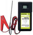 Tru Test 806217 Electric Fence Digital Voltmeter Tester