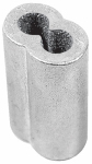 Tru Test 814234 Electric Fence Crimp Sleeve, 3-4, 10-Pk.