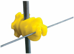Tru Test 820020 Electric Fence Insulator, Screw-On, 25-Pk.