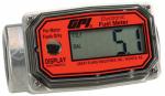 Great Plains Ind 113255-1 Fuel Meter, In-Line Turbine, Aluminum